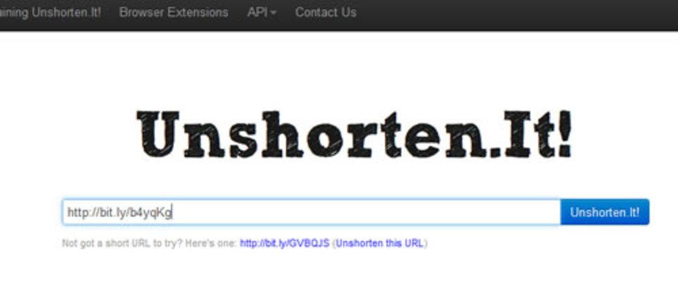 簡単チェック! 短縮URLのリンク先が安全かどうか確認できるサービス