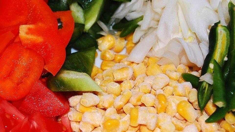 野菜を1年間おいしく長持ちさせる冷凍保存の5つのステップ