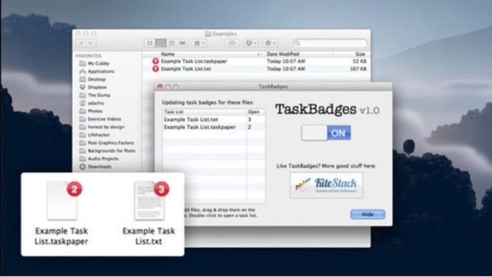 ToDoリストの未完了タスク数をアイコンで知らせてくれるアプリ『TaskBadges』