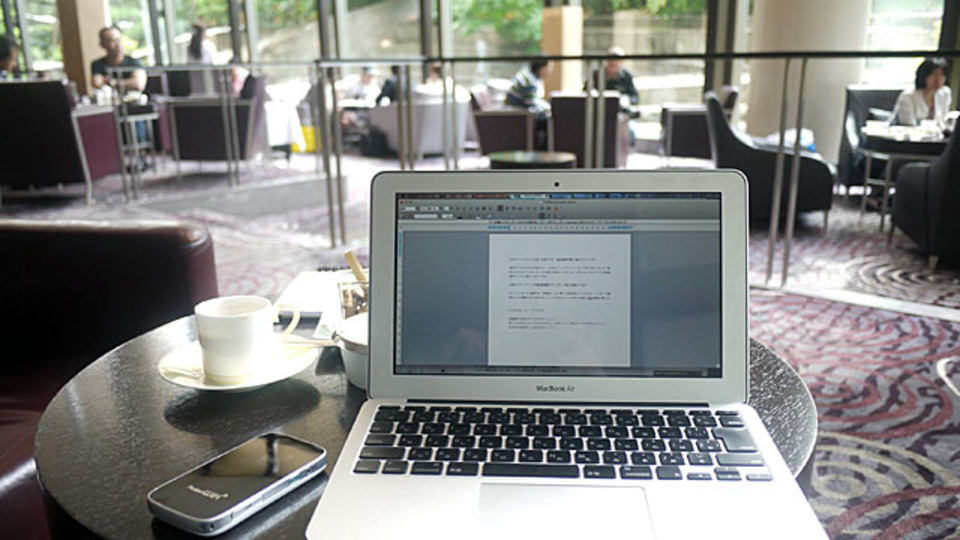 ノマドタイプ別Wi-Fi診断~自分に最適なWi-Fi環境を賢く手に入れる方法