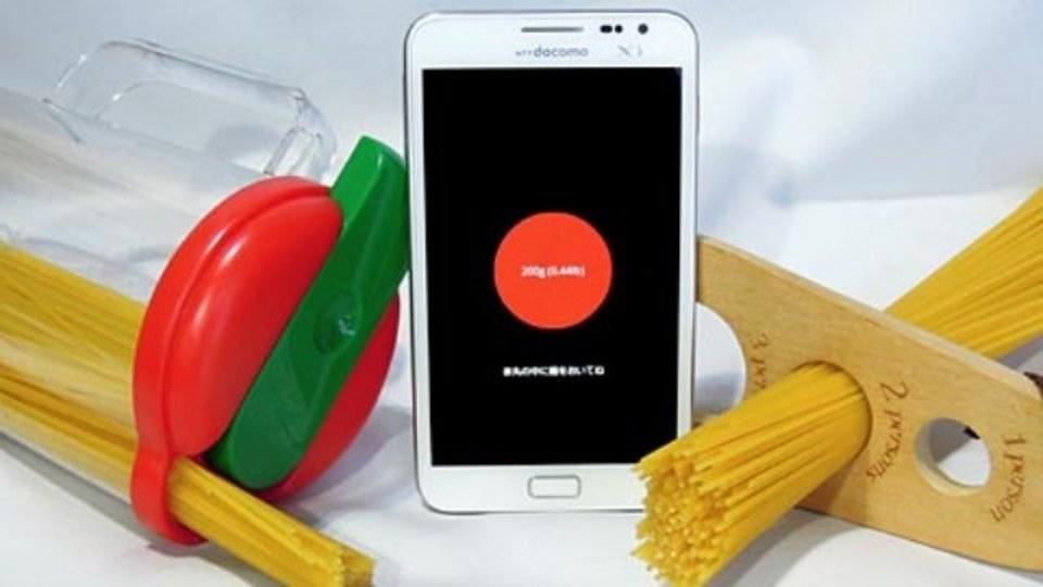 Android用アプリ『パスタ麺量測定』でパスタメジャーがいらなくなる、はずだった