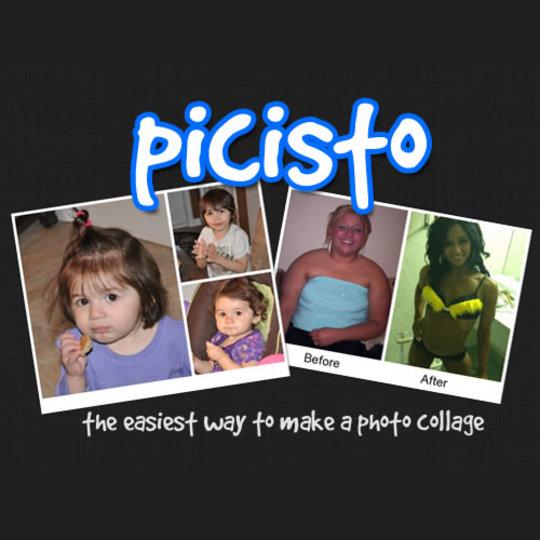 複数の写真をひとつにまとめられるサービス「Picisto」