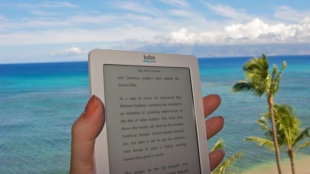 電子書籍端末「kobo」の読書以外の使い方