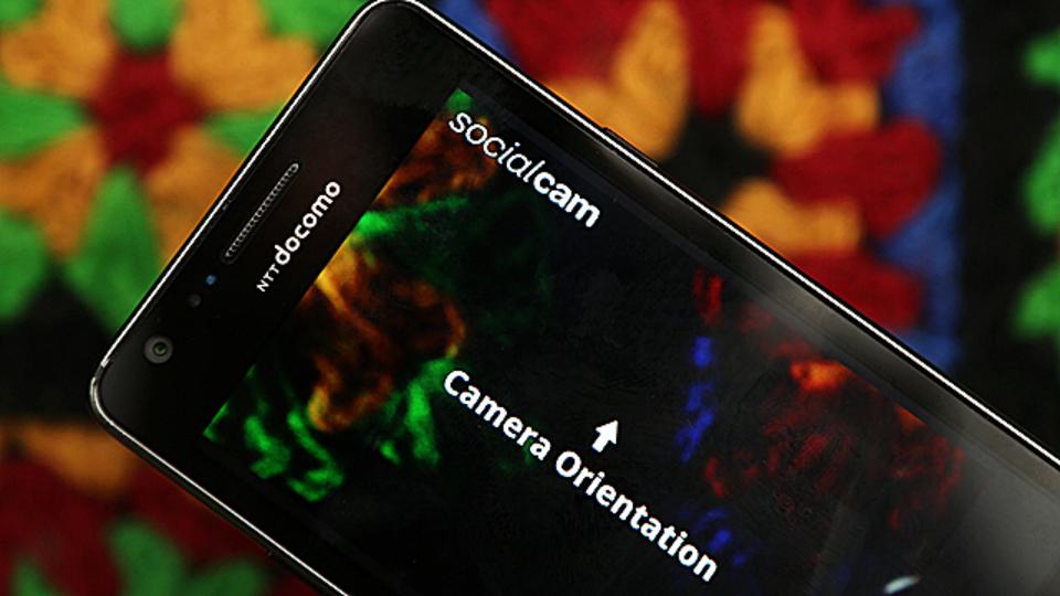 「動画版Instagram」として話題の動画共有アプリ『SocialCam』
