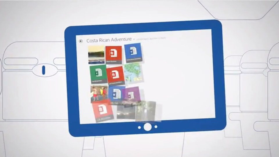 SkyDriveがWindows 8デザインに刷新。そして遂にAndroidアプリが...