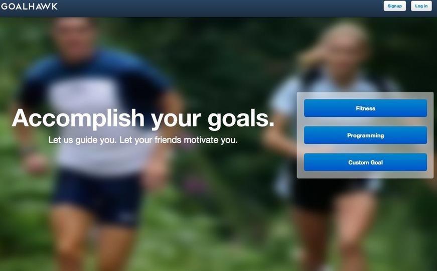 甘えを許さぬ目標達成管理ツール『GoalHawk』(友達からのプレッシャーつき)