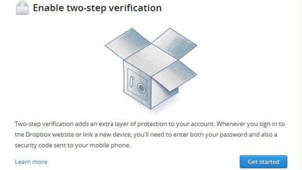 Dropboxがセキュリティ対策として「2段階認証プロセス」をスタート