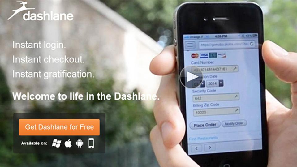 フォームへの自動入力が便利すぎる...パスワード管理は「Dashlane」におまかせ