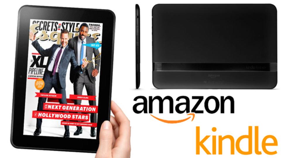 ベゾス曰く「ガジェットなんてもうたくさんだ」~米amazon、新Kindle Fire HDを発表