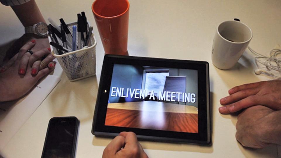 iPadでお手軽ゴージャスなプレゼン資料を作るなら『Haiku Deck』
