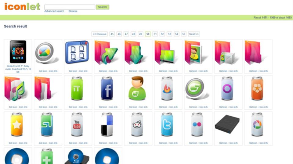 無料で利用できるアイコンを検索できるサイト「iconlet」