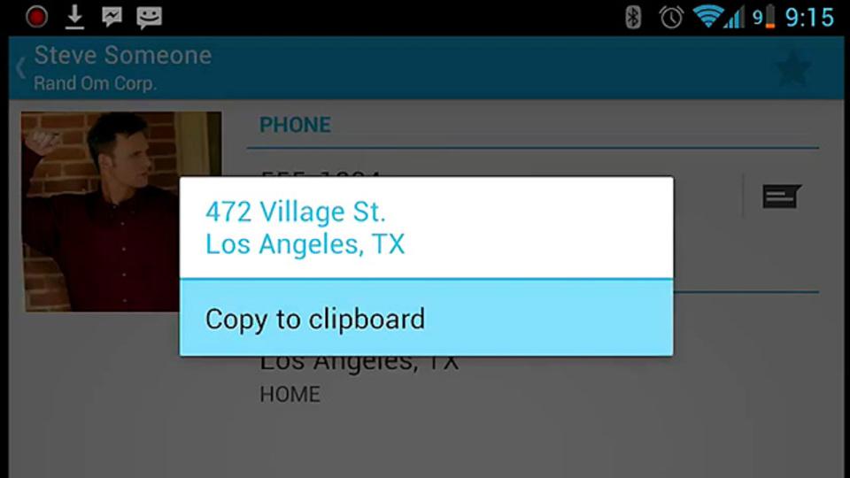 AndroidとWindowsのクリップボードを同期できる『ClipSync』