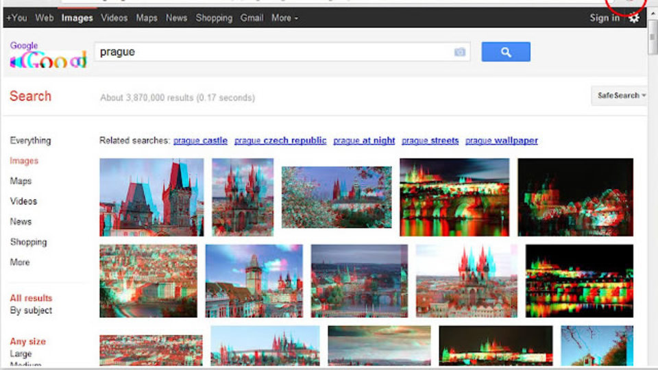 コレ楽しい! 閲覧している画像を3D化してくれる拡張機能「3Dnator!」