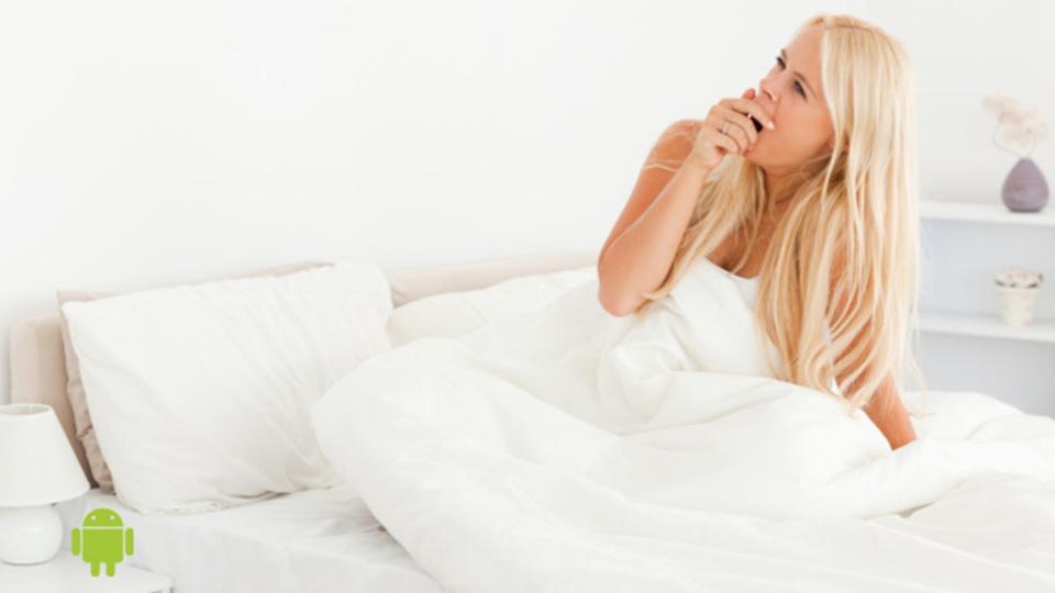 眠りを分析し、最適のタイミングでアラームを鳴らすアプリ『Sleep Time』
