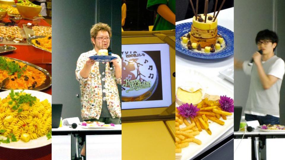 記憶に残るフードイベントを演出する方法を聞いてきました~EAT TOKYO、その他