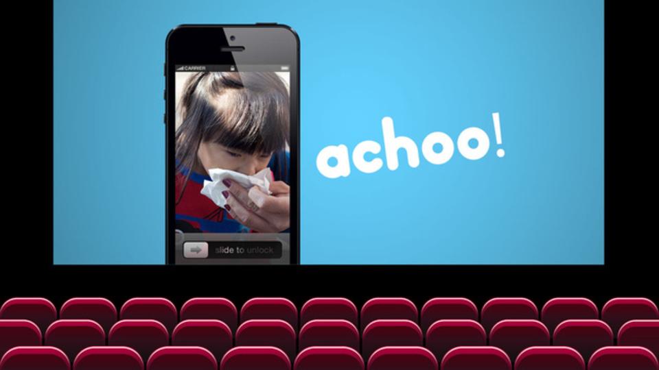 映画館で携帯電話が鳴ってしまっても素知らぬ顔でごまかす方法