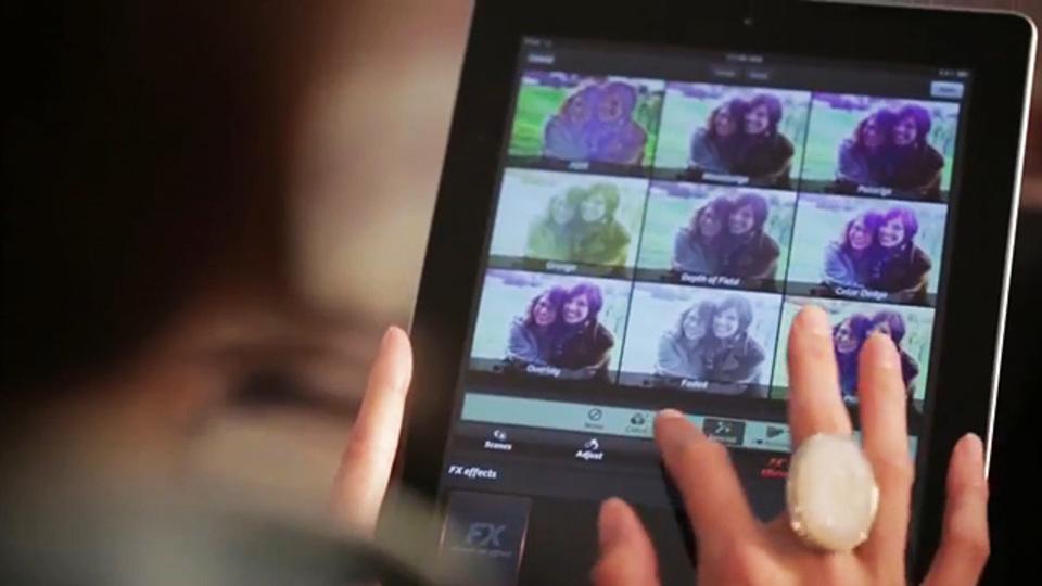 同期&編集機能でiPadが進化する! ベストカメラアプリ『Camera+』iPad版