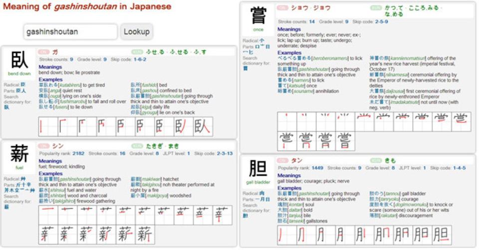 括目に値する外国人向けの日本語学習サイト「RomajiDesu」