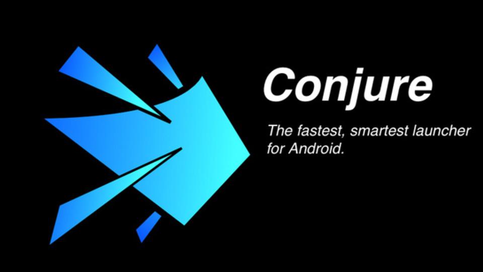 アプリ起動や設定変更も超スピーディーにできるAndroidランチャー『Conjure』
