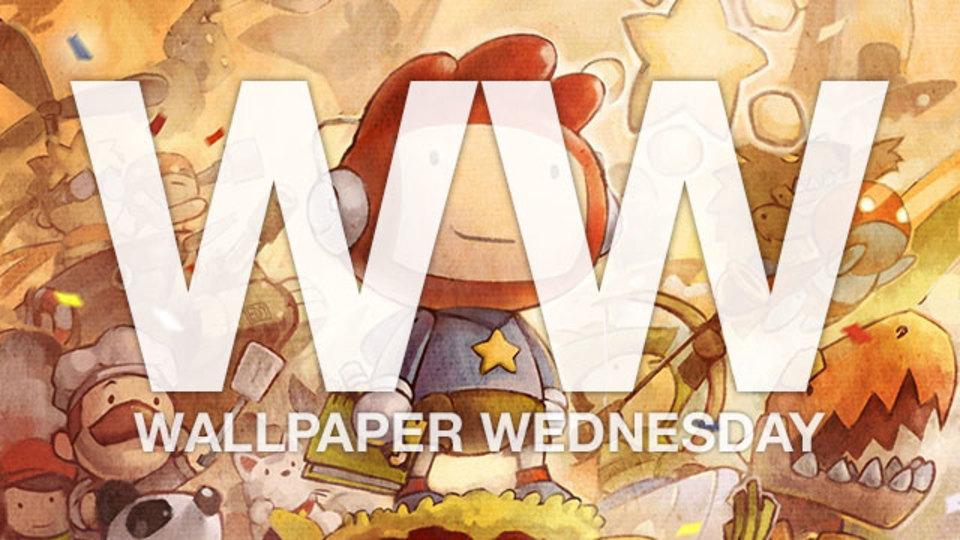 今週の壁紙堂vol.90「アーティスティックなテレビゲームの世界」