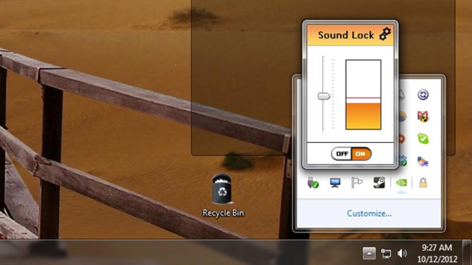 映画を見る前に入れておきたい! PCの最大音量を設定できる『Sound Lock』