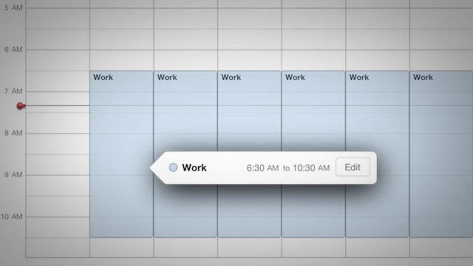 目標を達成し、思考の質を向上させるために「連続4時間」の作業時間を持つ