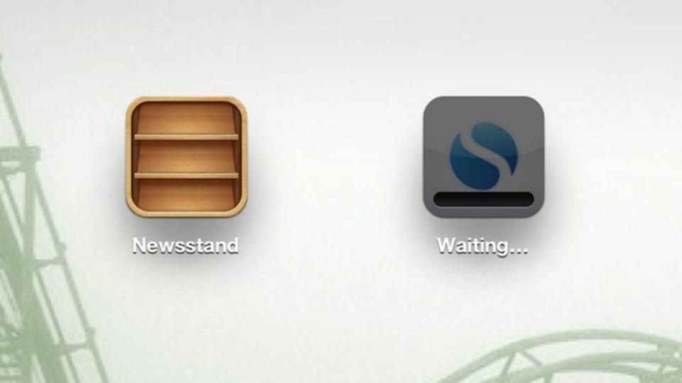 iPhoneアプリのインストール中にフリーズした状態を解消するワザ