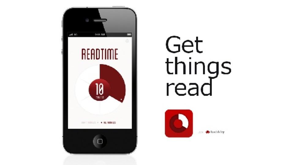 「あとで読む」に入れた記事を読み忘れないように促してくれるアプリ
