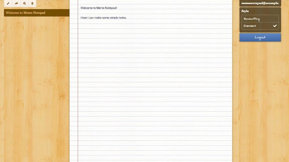 実用的! Chrome上で動作するおしゃれなメモアプリ「Memo Notepad」