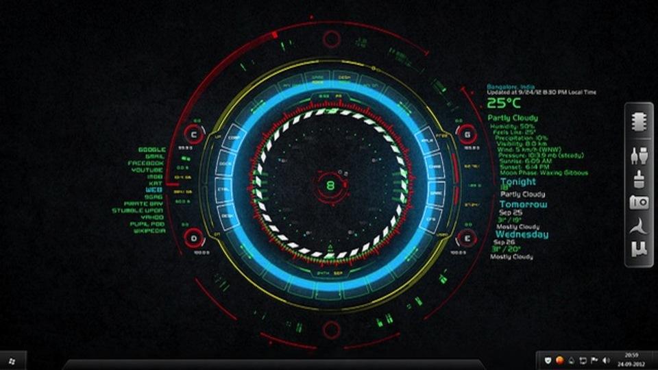 エンジンコアデスクトップ~究極のデスクトップを求めて