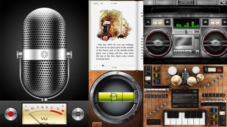 Appleが推奨するSkeuomorphic Designとそのメリットデメリット