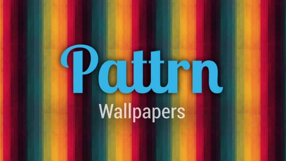 どんなスマホにもぴったりの壁紙がどっさり『Pattrn』