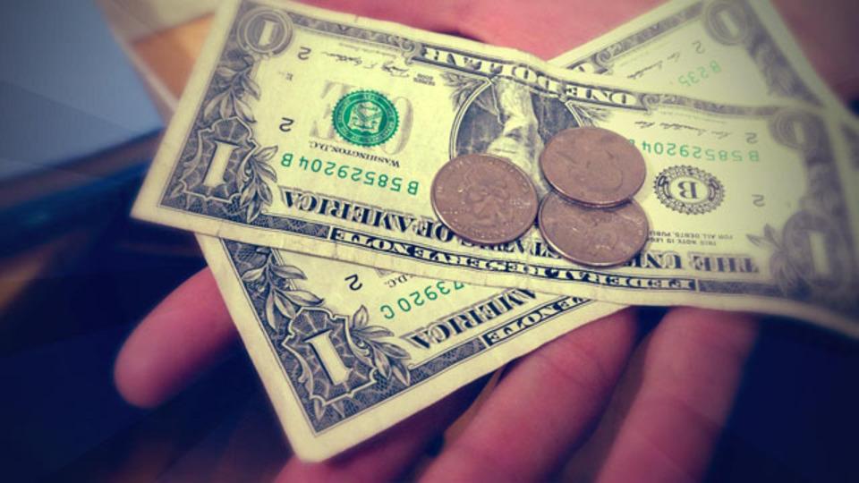 お金こそ「塵も積もれば山となる」。小さいお金でも積んでいこう