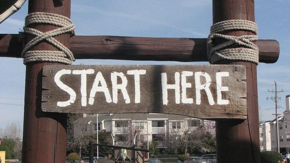 何かを始めたときは、自分より長く取り組んでいる人と自分を比べないこと