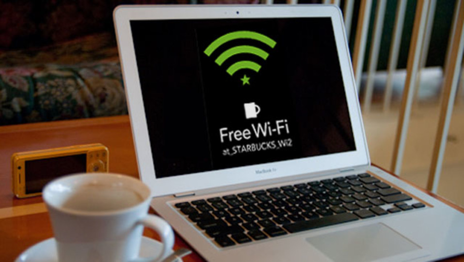 コーヒー代だけでネットつなぎ放題! スターバックス、850店舗で無料Wi-Fi
