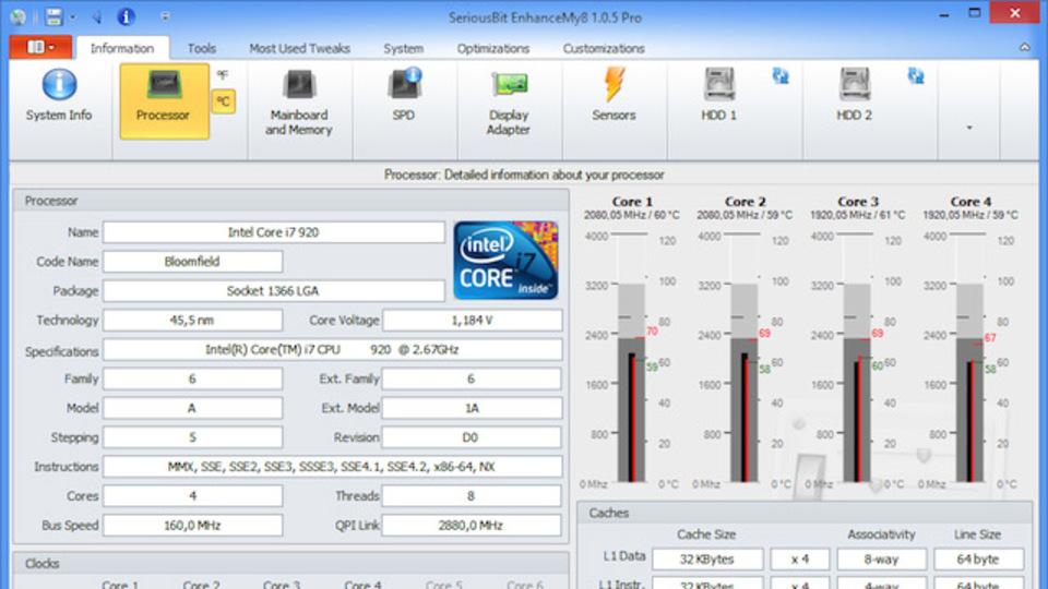 Windows 8をもっと効率的に! カスタマイズの決定版『EnhanceMy8』