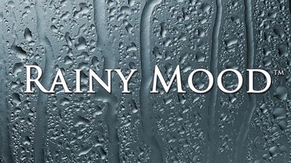ヒーリング効果で集中力UP! 雨音を流し続けるアプリ『Rainy Mood』