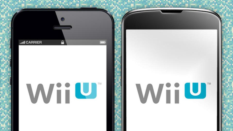 iPhone、AndroidでWii U(みたいな)体験をしてみよう