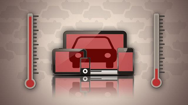 LH質問箱:すごく寒いor暑い日に車内にガジェットを放置しても平気?