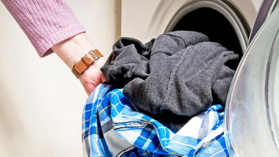 乾燥機に入れた洗濯物を乾きやすくするための2つのポイント