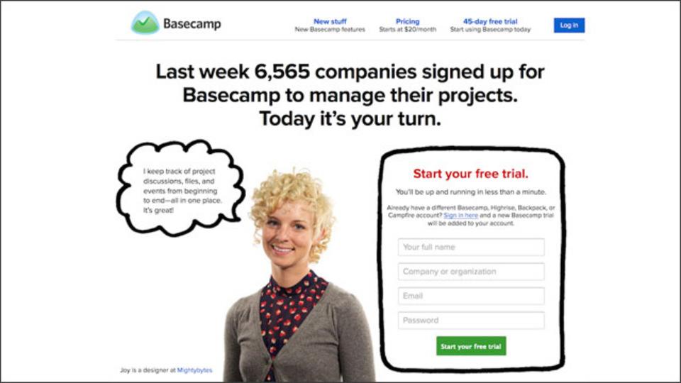 個人ユースのDoneリストにもBasecampが超便利!