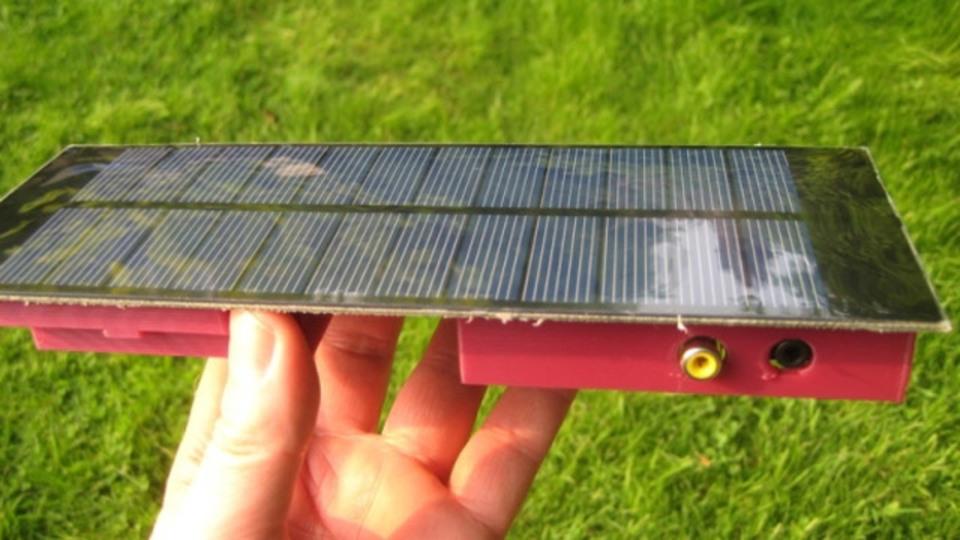 ソーラーパワーで動くRaspberry PiのFTPサーバーをDIY