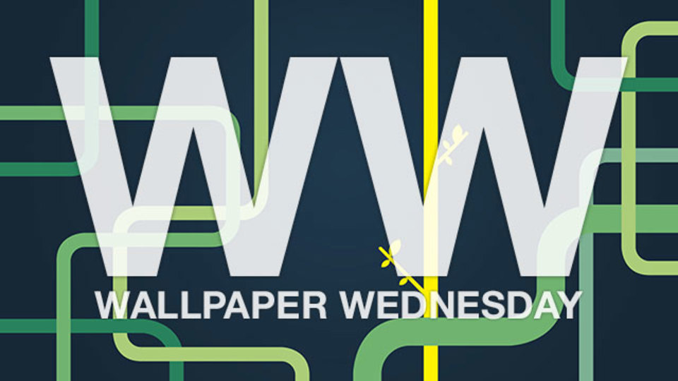今週の壁紙堂vol.94「ストライプ、ウェーブ、パターン」