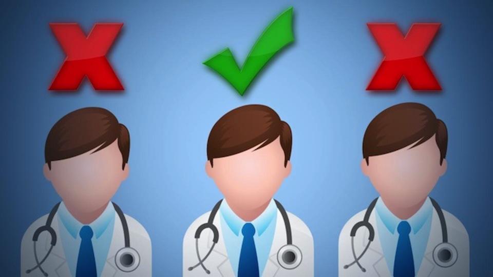 病気になったときいい医者に出会うために必要なこと