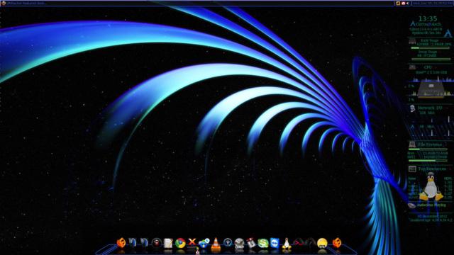 ワームホールデスクトップ~究極のデスクトップを求めて