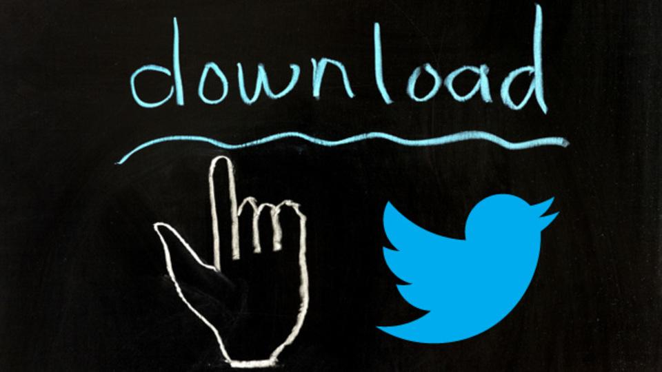Twitter、自分のこれまでの全ツイートをダウンロードできる機能を公開
