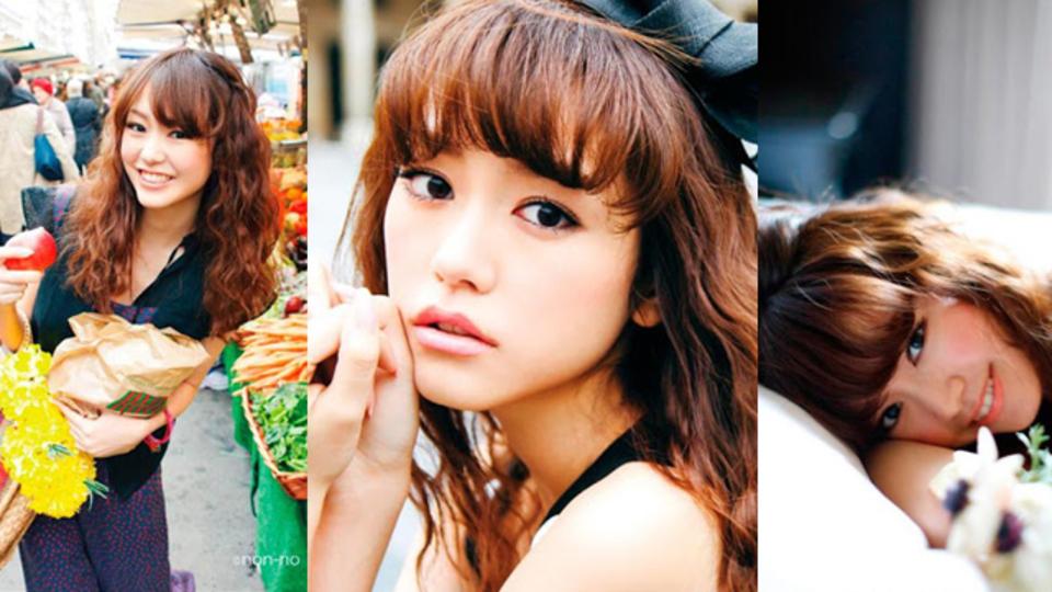 最強モデル誌「ノンノ」の女王、桐谷美玲カレンダーの実力