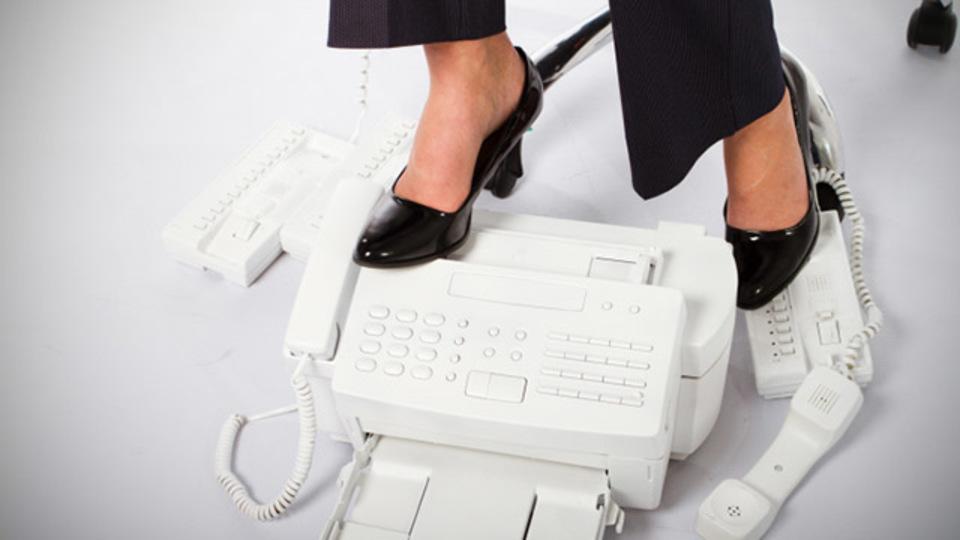 ファックスで送って!と言われた時に使える『myfax』の無料プラン