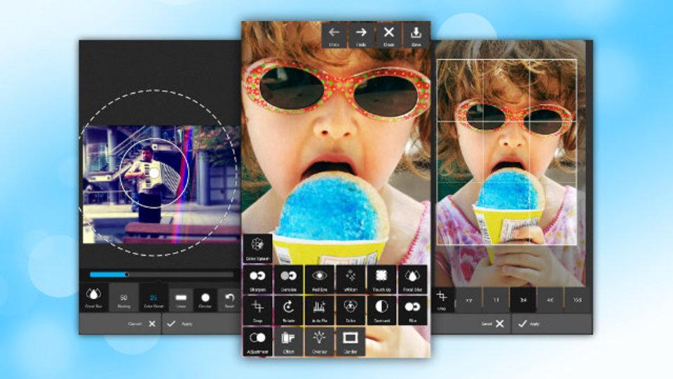 無料! iPhoneやAndroidでの画像編集&補正作業が簡単にできる『Pixlr Express』
