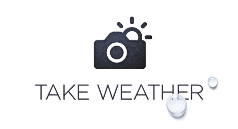 その日その場所の天気写真を共有できるサービス「Take Weather」